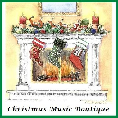 Christmas Music Boutique