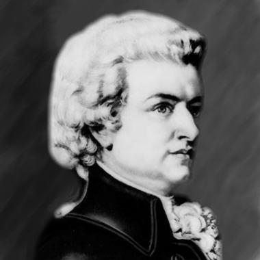 Wolfgang Amadeus Mozart, royalty-free music, independent music
