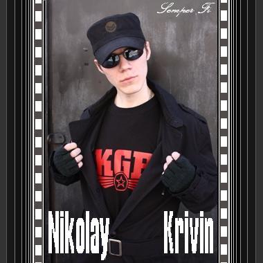 Nikolay Krivin