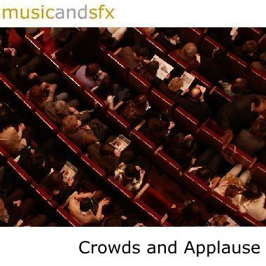 Crowds and Applause Soundpack