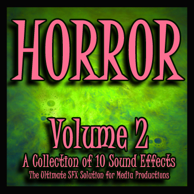 Horror - Volume 2 (Soundpack)