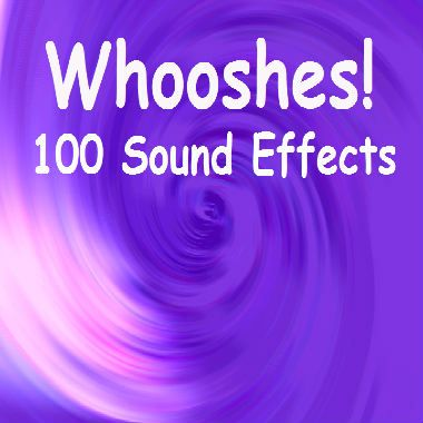 100 Whooshes (Soundpack)