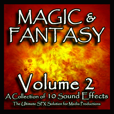 Magic & Fantasy - Volume 2 (Soundpack)