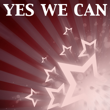 Yes We Can - Inspirational Tracks