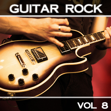 Guitar Rock Vol 8