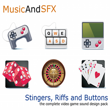 Stingers, Riffs and Buttons