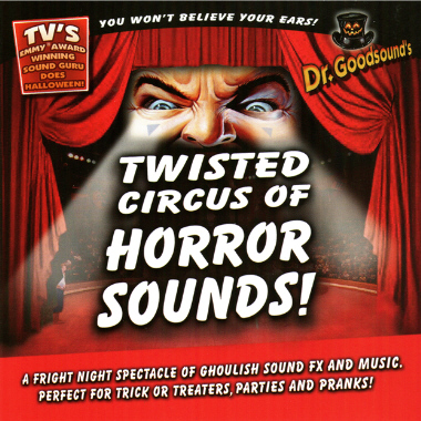 Scary Horror Thriller Music and SFX For Halloween