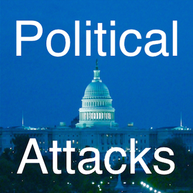 Political Attacks By Eric Waters