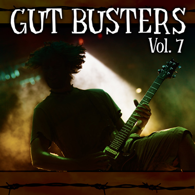 Gut Busters, Vol. 7